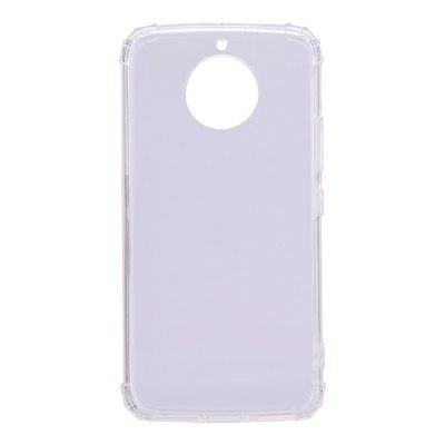 Cover Case for MOTO G5S Plus 360 Drop Protective Clear TPU Gel remax wavy clear tpu gel cover for iphone 7 plus grey