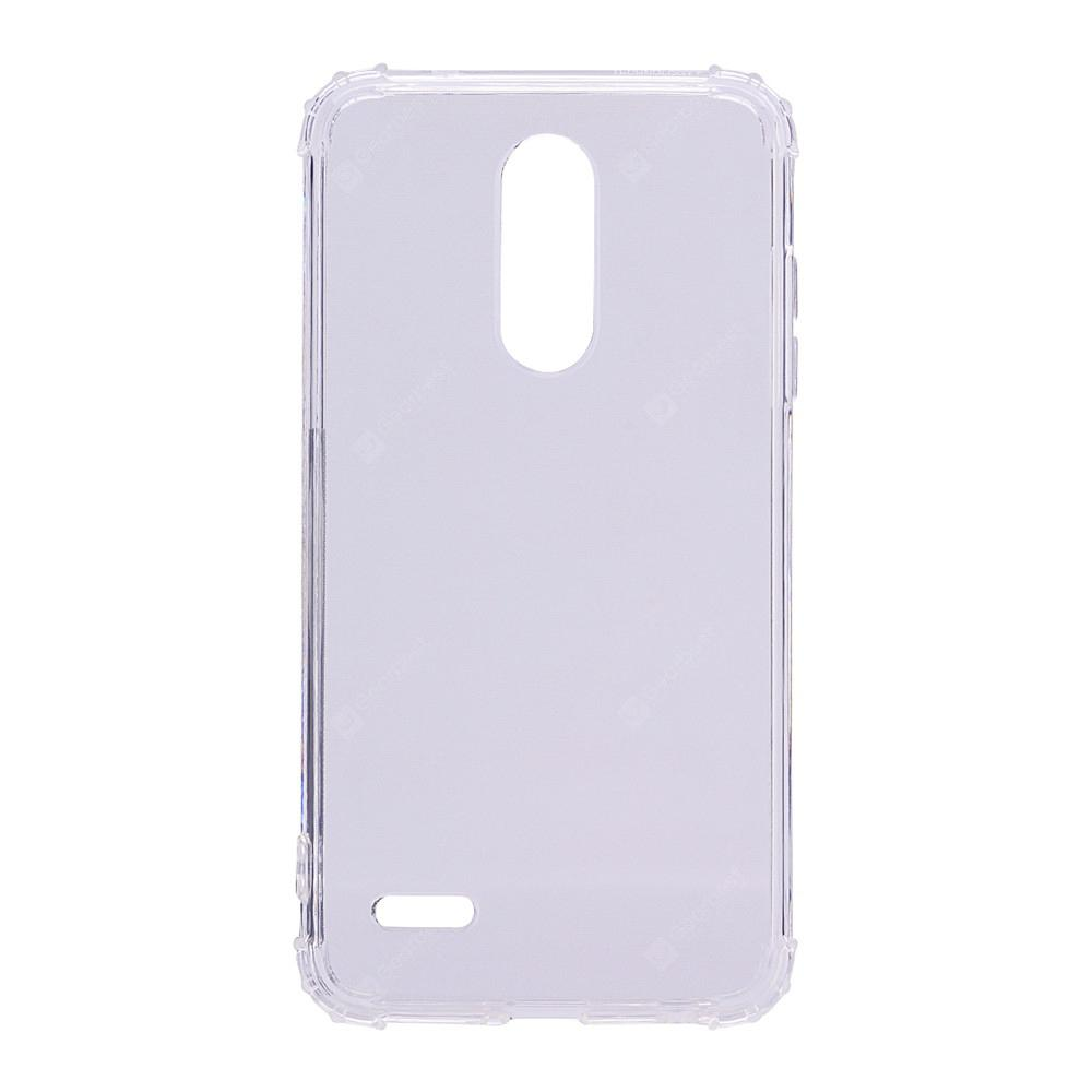 Cover Case for LG K10 2018 360 Drop Protective Clear TPU Gel