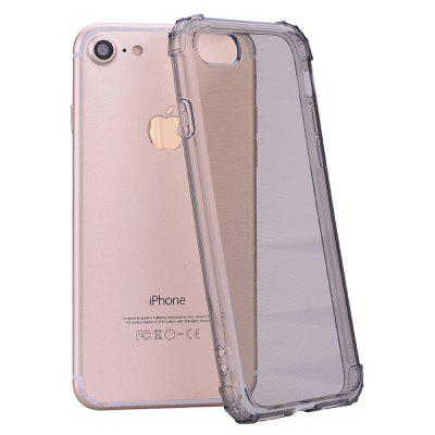 Cover Case for iPhone 7 / 8 360 Drop Protective Clear TPU Gel remax wavy clear tpu gel cover for iphone 7 plus grey