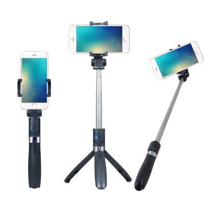 APEXEL APL-D4 Extendable 3 in 1 Selfie Stick Tripod and Wireless Remote Control
