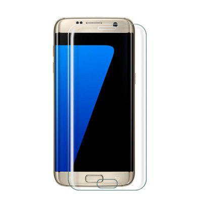 2PCS Screen Protector for Samsung Galaxy S7 Edge High Clear Tempered Glass