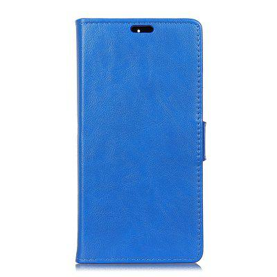 for Alcatel 3V Wallet Case with Kickstand Feature Card Slots Crazy Ma Wen lc imeeke card slots leather coated tpu mirror kickstand shell cover for iphone 7 plus rose
