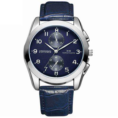 Originality Fashion Men Sports Quartz Belt Watches