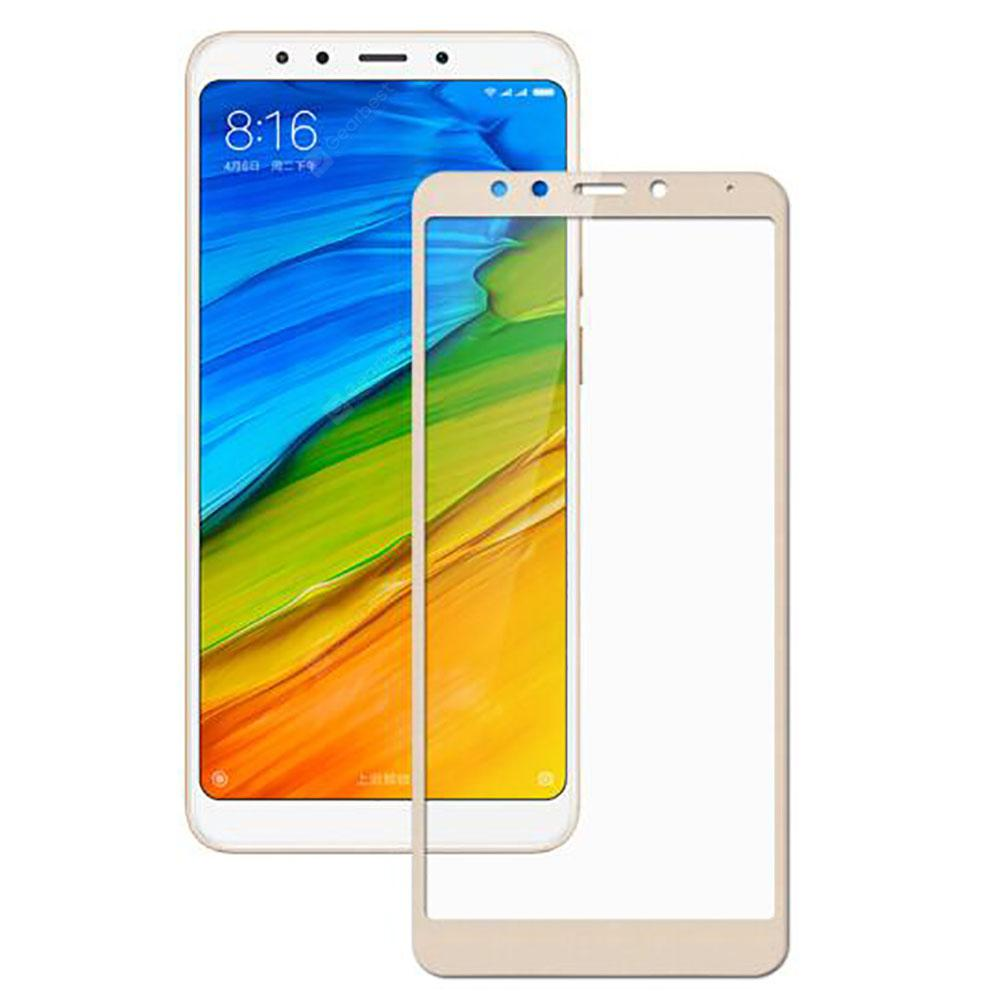2.5D Full Cover Tempered Glass Screen Protector for Xiaomi Redmi 5 Plus