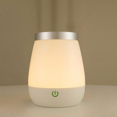 BRELONG LED Vaso Night Light Indoor Desktop Flower Decor Acquario