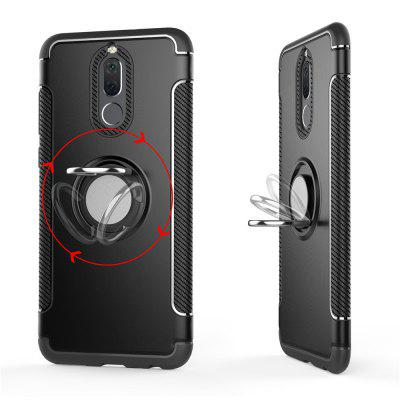 Case for Huawei Mate 10 Lite / Maimang 6 Ring Holder Armor Back Cover