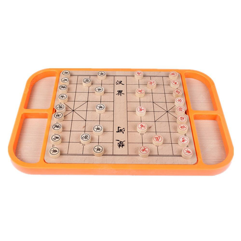 Twenty-three in One Wooden Children Preschool Multifunctional ChessBoard Toys