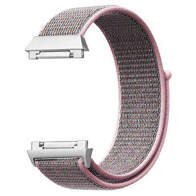 Woven Nylon Sport Loop Band Adapter for Fitbit Ionic