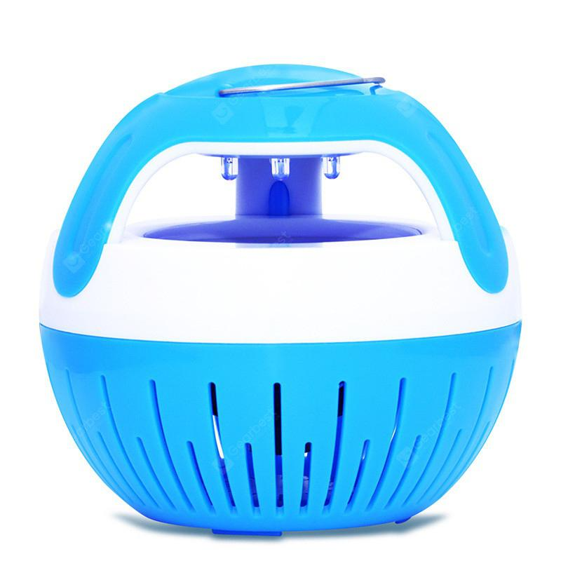 USB  Mosquito Killer Lamp LED Trap Pest Insect
