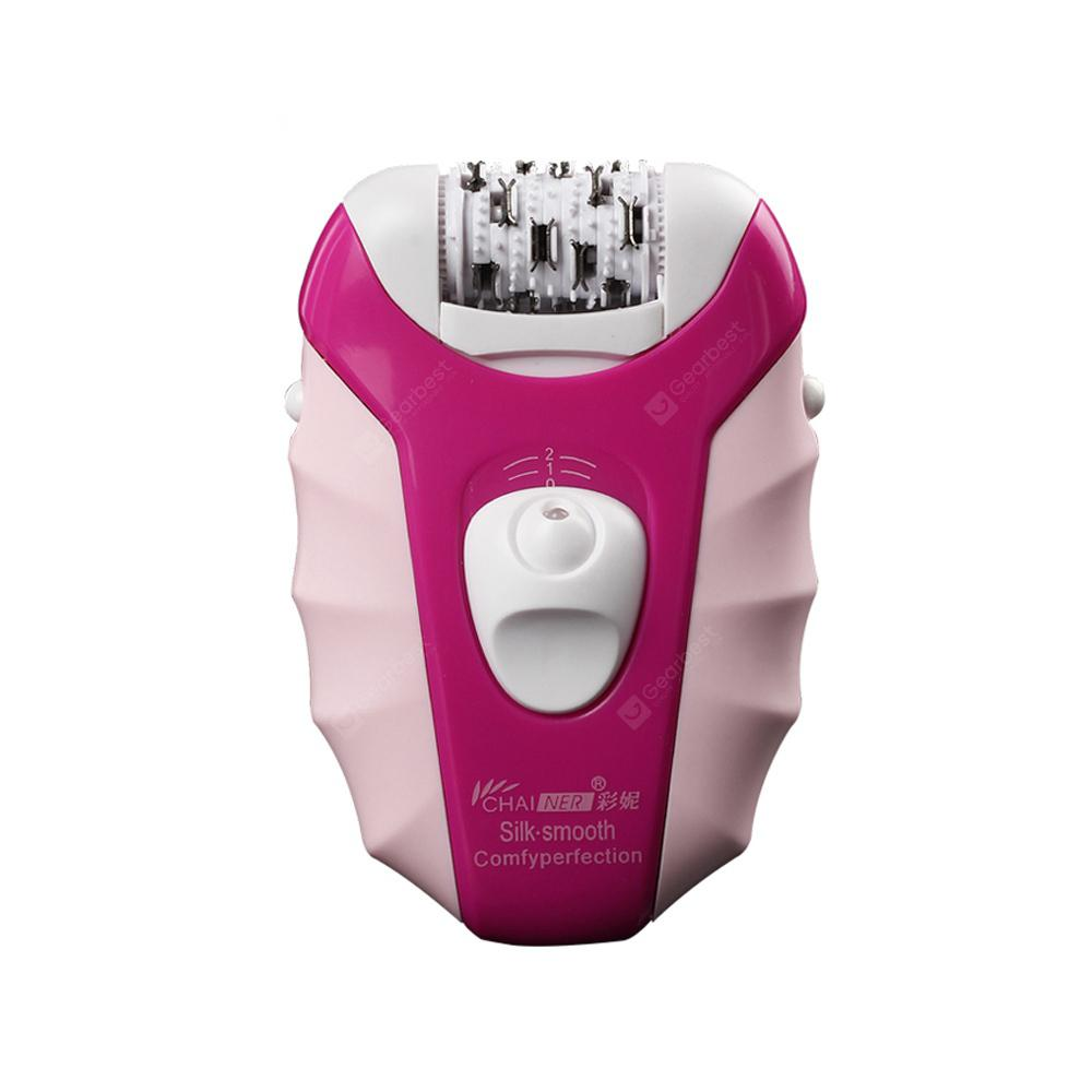 CHAINER Electric Shaver Mini Portable Two in One No Irritation Epilator