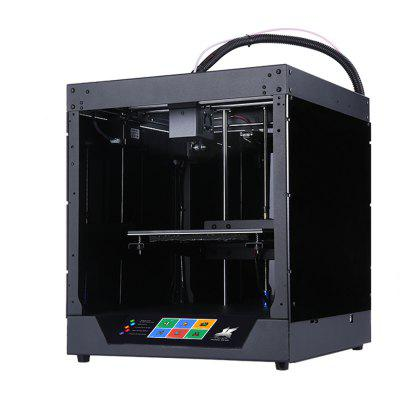 Newest Flyingbear-Ghost 3D Printer Full Metal Frame High Precision  Glass Platfo