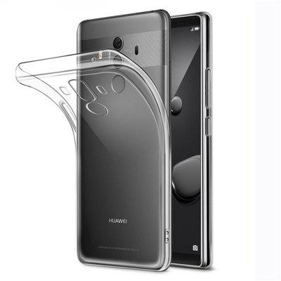 Case Cover for Huawei Mate 10 Pro Shockproof TPU Transparent Protective Skin