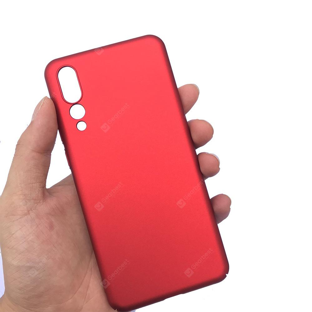 Fashion Plastic PC Hard Case for Huawei P20 Pro