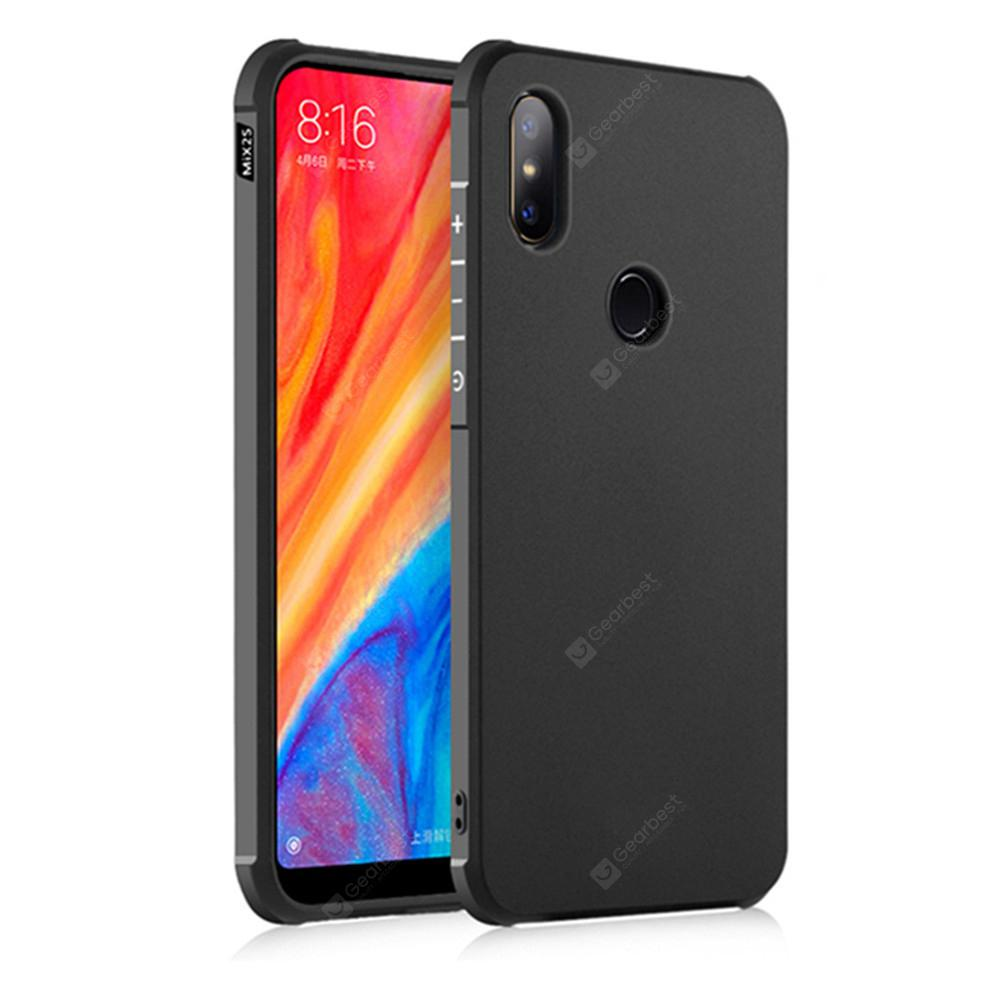 Simple Elegant Style TPU Cover Case for Xiaomi Mi Mix 2S