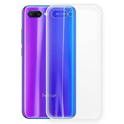 Transparent Soft TPU Clear Phone Case Cover for HUAWEI Honor 10
