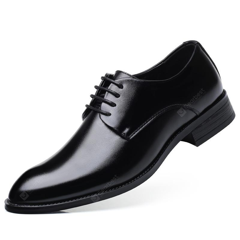 Men's Oxfords Leather Shoes Dress Formal Business Pointed Casual Fashion newest for sale outlet perfect affordable online browse cheap online perfect 9eoMthZwb