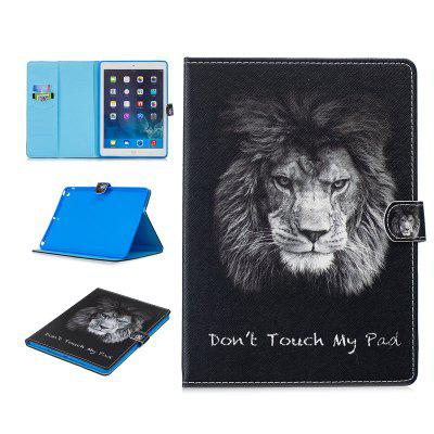 PU Leather for iPad 5 / Air 9.7 inch Classic Butterfly Magnetic Cover Case case cover for goclever quantum 1010 lite 10 1 inch universal pu leather for new ipad 9 7 2017 cases center film pen kf492a