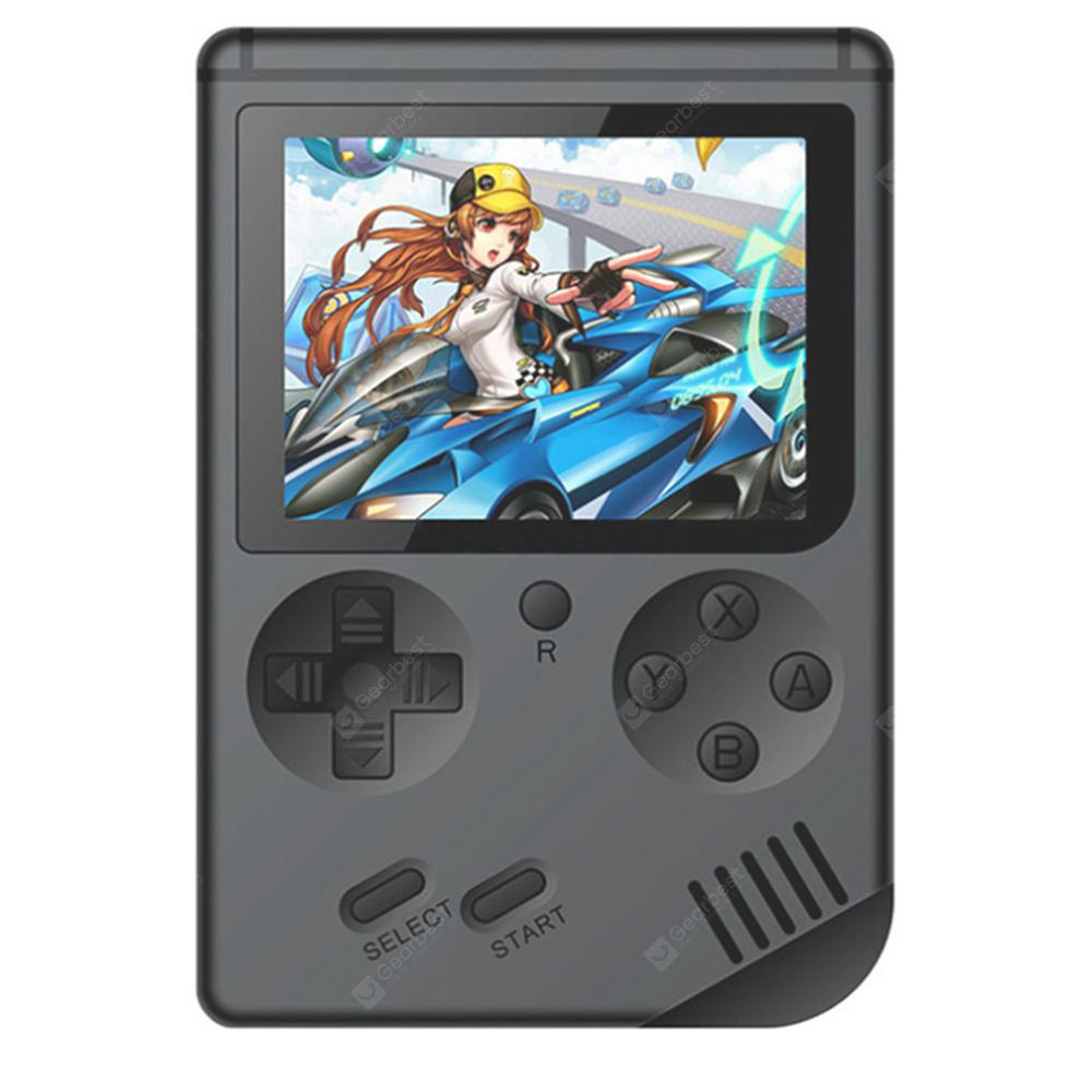 All-in-1 168 Classic Game Retro FC Handheld Console