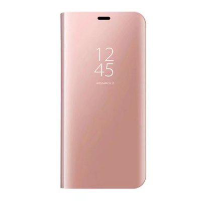 Mobile Phone Protection Shell Mirror with Support for Samsung Galaxy S8 Plus