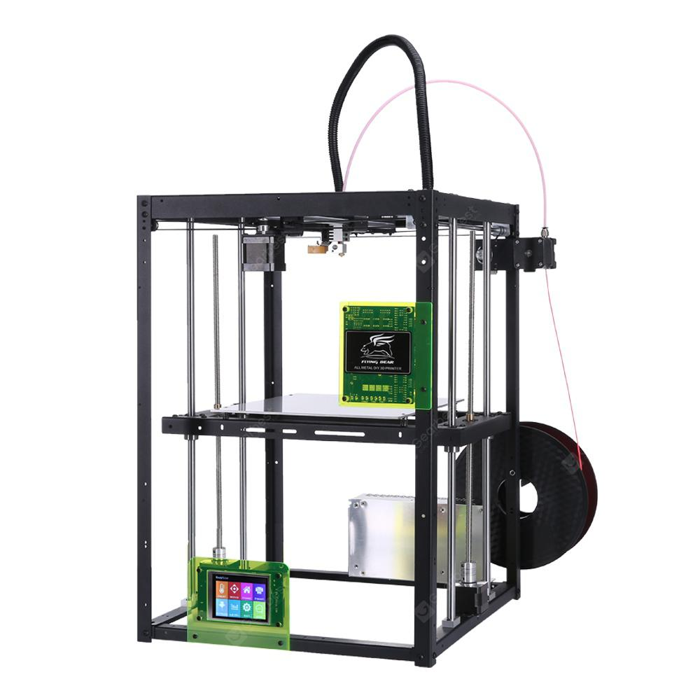 Image result for Flyingbear P905X Large Printing Size Full Metal High Makerbot DIY 3D Printer Kit