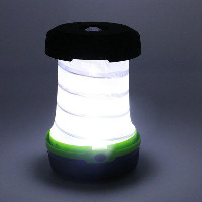 ZHISHUNJIA YH6838 LED 300lm 3Mode White Lantern Camping Light