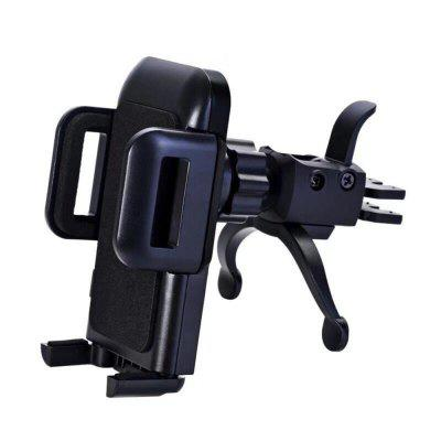 360 Degree Rotating Windshield Mount Bracket Phone Holder for Car 360 degree rotation chuck cell phone holder mount bracket adapter clip with 1 4 screw for 54mm 102mm phone vertical