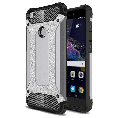 new concept 7f326 57aea Armor Case for Huawei P8 Lite 2017 Shockproof Protective Back Cover
