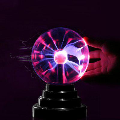 Gifted Touching Decoration Glass Plasma Ball Lamp