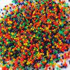 1000Pcs Crystal Mud Hydrogel Water Beads Vase Soil Grow Magic Balls - MULTI-A