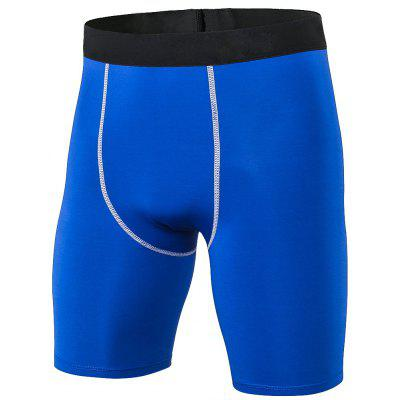 Men's PRO Shorts Fitness Running Fast Dry Compression Sportswear