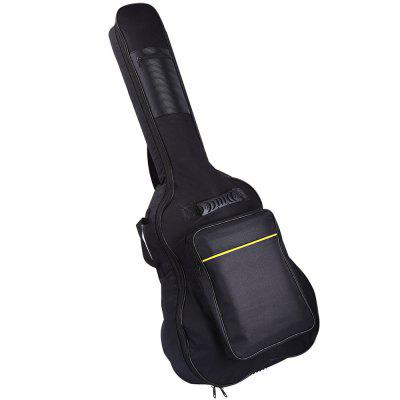 41 inch Waterproof Interior Nonwoven Acoustic Guitar Bag Cover Soft Case Gig Bag Backpack