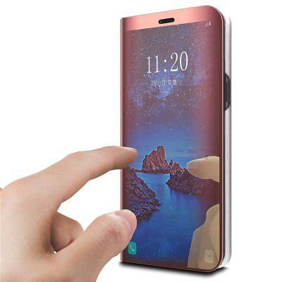 Cover Case for Samsung Galaxy S9 Plus Luxury Clear View Smart Flip Leather Phone