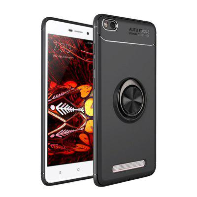 Cover Case for Redmi 4A 360 Rotating Finger Ring Phone Magnetic Car Holder