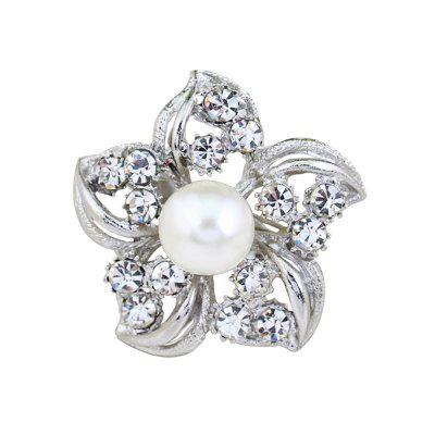 Fashion Mini Flower Brooch