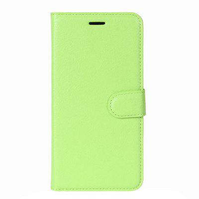for Huawei Honor 6A Litchi Pattern Wallet Card Mobile Case