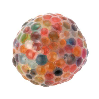Squeeze Bead Gel Stress Ball Fidget Sensory Squishies Jumbo Toy Anti Stress