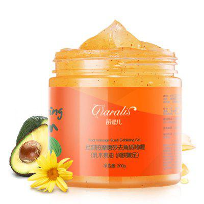 Daralis Foot Massage Scrub Exfoliating Tendering Foot Gel 200g