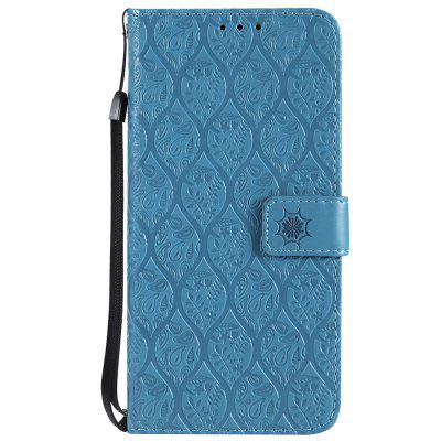 Leather Wallet Stand Flip Case for Xiaomi Redmi Note 5 Pro