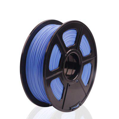 Huicai High Quality 1.75mm 3D PLA Printer Filament 3d printer filament 1kg 2 2lb 1 75mm pla plastic for reprap mendel black