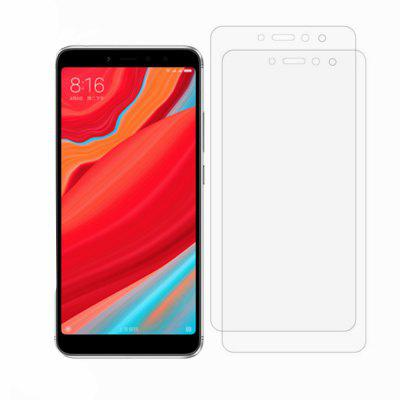 2Pcs TOCHIC Tempered Glass Screen Protector Film 2.5D for Xiaomi Redmi S2 asling 2 5d tempered glass screen film for xiaomi redmi 4x