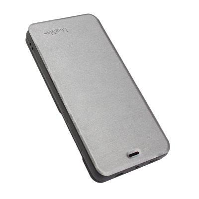 Hülle für Huawei P10 Lite Brushed Texture Spannung Typ Cover