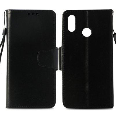 Wallet Leather Flip Cover Case for Huawei P20 Lite / Nova 3E