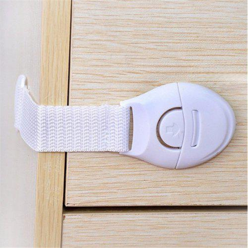 Multifunctional Baby Safe Child Drawer Cabinet Door Lock 128