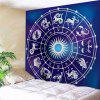 Constellation Mandala 3D Printing Home Wall Hanging Tapestry for Decoration - MULTI-A