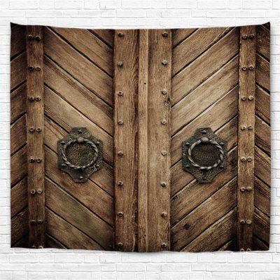 Rivet Doors 3D Printing Home Wall Hanging Tapestry for Decoration