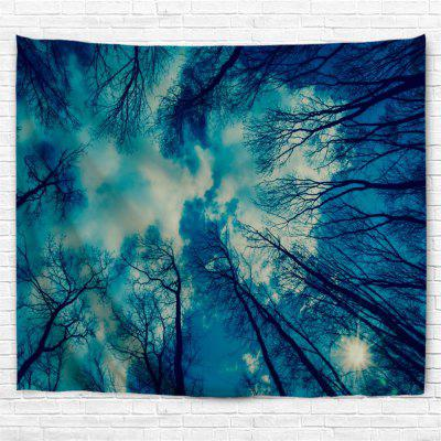 Jungle Sky 3D Printing Home Wall Hanging Tapestry for Decoration