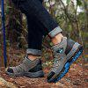 Men Outdoor Mountain Climbing Boots - GRAY