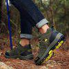 Men Outdoor Mountain Climbing Boots - GREEN