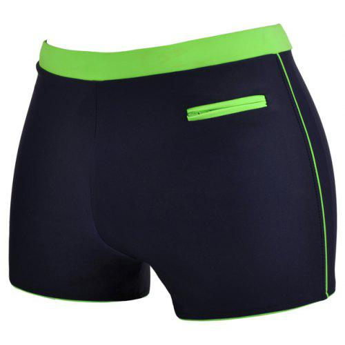 be8e109efb846 Men Breathable Boxer Swimming Trunks - $5.22 Free Shipping GearBest.com