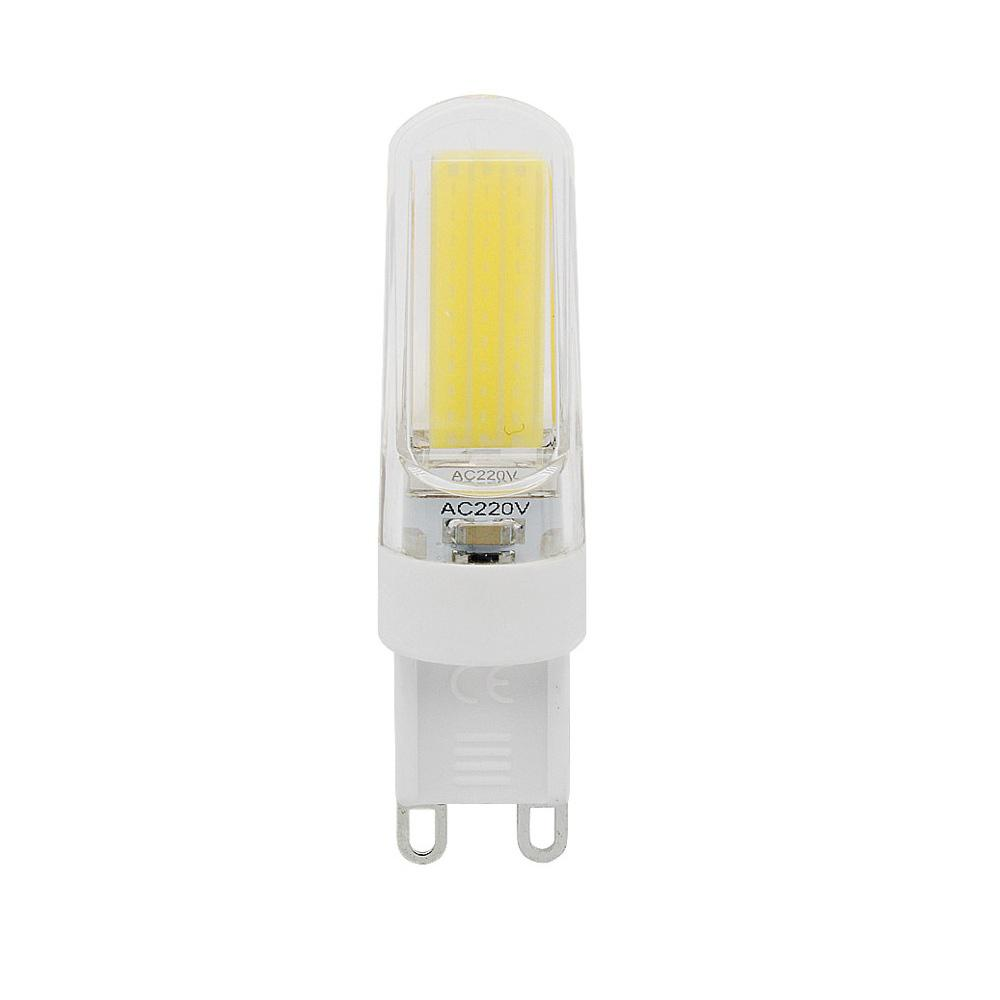 G9 LED Bulb Leds Lampada 2609 COB 360 Degrees Replace Halogen Lamp Dimmable
